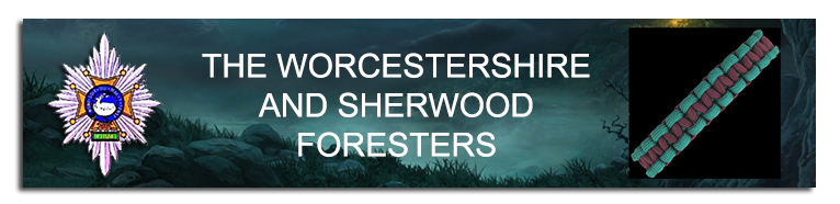 Link to The Worcestershire and Sherwood Foresters