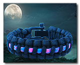 Click for multiple colour paracord bracelets